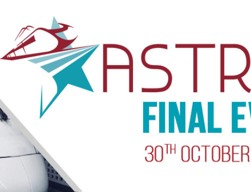 Final event of the ASTRail project