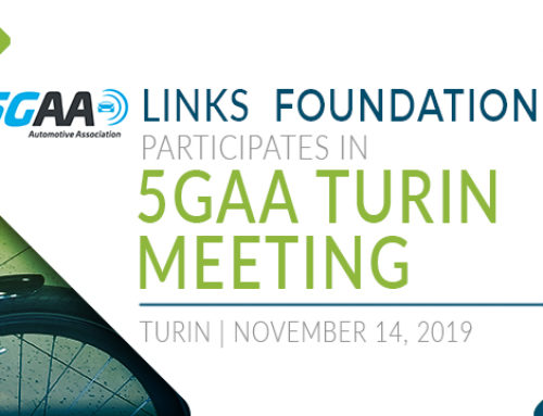 LINKS participates in the 5GAA Turin meeting