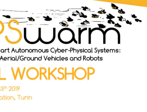 """Workshop """"Towards Smart Autonomous Cyber-Physical Systems: Unmanned Aerial/Ground Vehicles and Robots"""""""