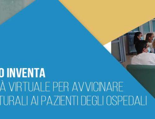 Progetto INVENTA: la Realtà Virtuale per avvicinare i beni culturali ai pazienti degli ospedali